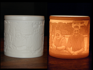 lithophane both