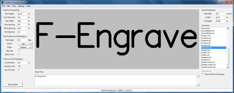 F-Engrave