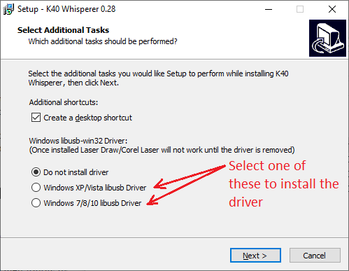 usb controller driver not found